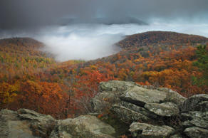 Shenandoah nationalpark, Virginia, USA