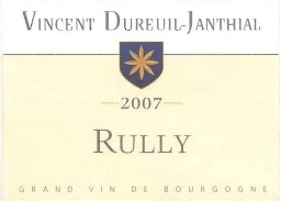 Dureuil-Janthial Rully Cuvee Unique