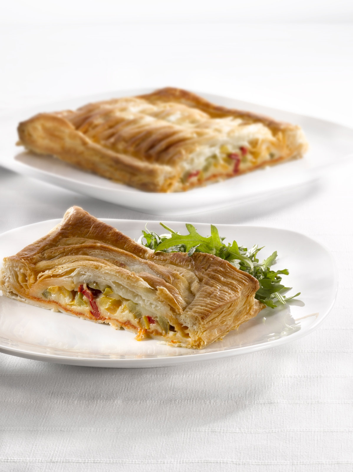 Cheese And Pepper Jalousie Recipes — Dishmaps