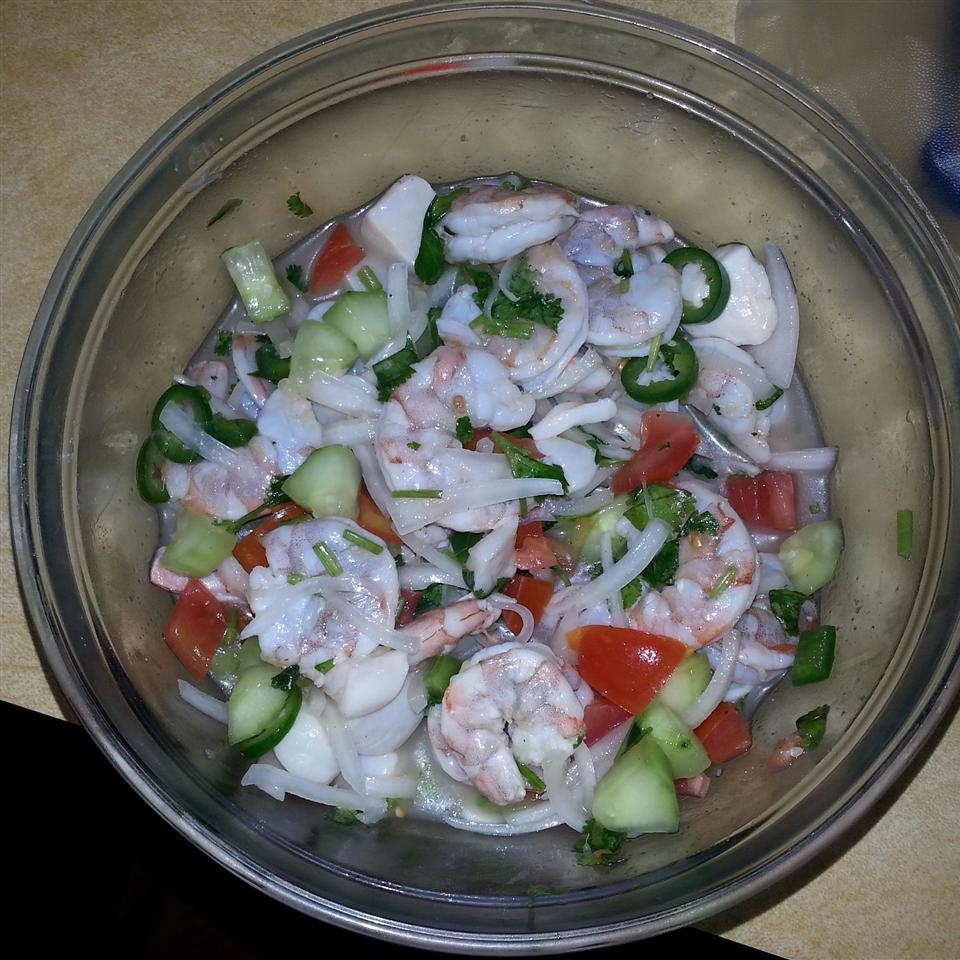 Javi's Really Real Mexican Ceviche - Food & Drink - msn